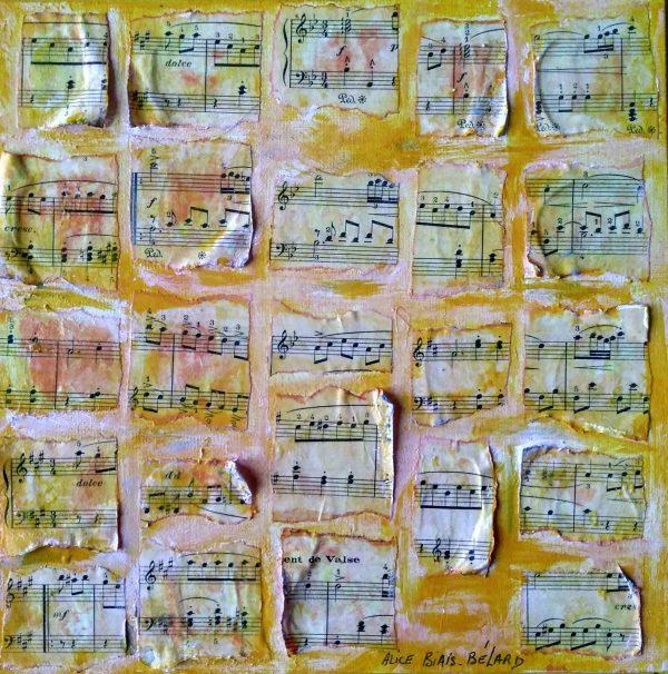 La musique permet le rêve