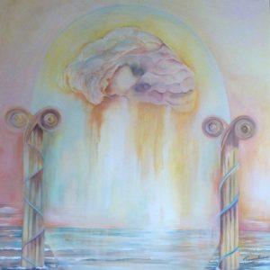 """""""Les portes du rêve"""" by Anne Molines"""
