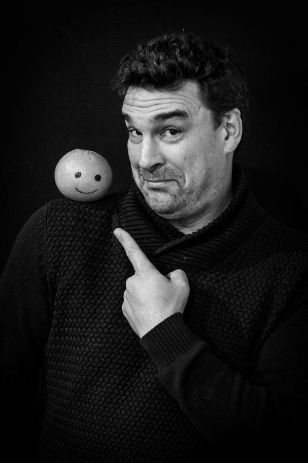 Michael Relave Interview d'artiste